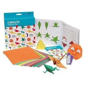 ORİGAMİ 5 Minute 5 Dakikada Origami Seti - Thumbnail