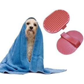 Qline - PET SHOP Kedi Köpek Yıkama Fırçası