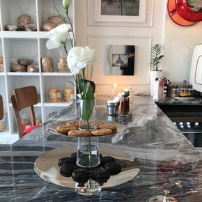 Philippi FONTAINE Vazo ve Şekerlik - Thumbnail