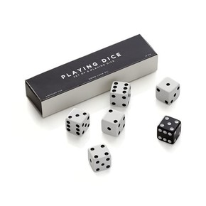Qline - Playing Dice Seti