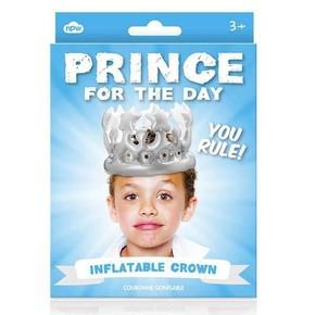 NPW - PRINCE For The Day Günün Prensi Şişme Prens Tacı