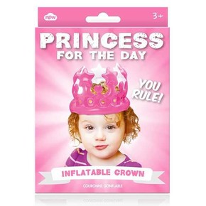 NPW - PRINCESS For The Day Günün Prensesi Şişme Prenses Tacı