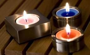 Q TOO - QLINE SQUALIGHT - Kare Tealight