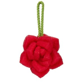NPW - RED ROSE Gül Banyo Süngeri