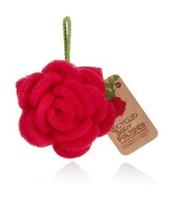 RED ROSE Gül Banyo Süngeri - Thumbnail