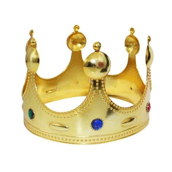 ROYAL For The Day Şişme Kral Tacı