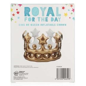 ROYAL For The Day Şişme Kral Tacı - Thumbnail