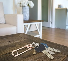 Kikkerland SAFETY PIN Çengelli İğne Anahtarlık - Thumbnail