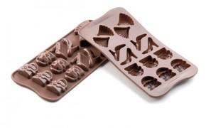 SILIKOMART - Silikomart Fashion Çikolata Kalıbı
