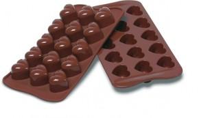 SILIKOMART - Silikomart Monamour Silikon Çikolata Kalıbı