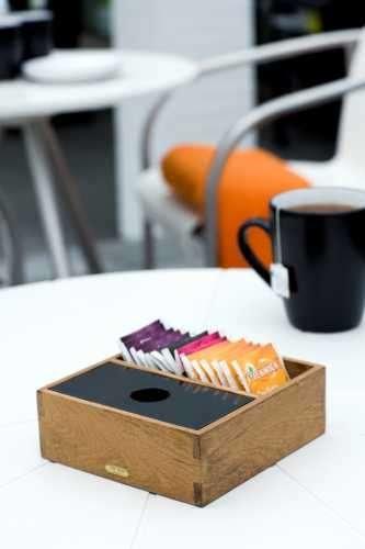 Skagerak Denmark TEA TIME Box Tik Çay Poşeti Saklama ve Sunma Kutusu