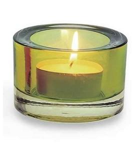 Philippi - Philippi TULIP SET Tealight Mumluk Yeşil