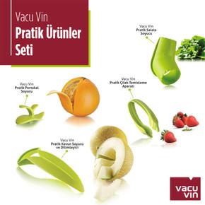 Vacu Vin - Vacu Vin Pratik Ürünler Seti