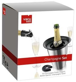 Vacu Vin - Vacu Vin Şampanya Seti