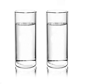 Viva Scandinavia - Viva Scandinavia Çift Cidarlı Meşrubat Bardağı 2 Li