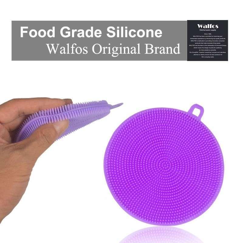 WALFOS PAD Temizleme Fırçası Ovma Pedi