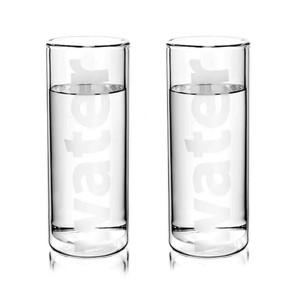 Viva Scandinavia - Viva Scandinavia Çift Cidarlı Su Bardağı 2 Li