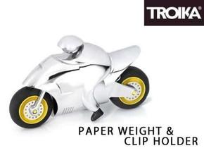 TROIKA - Troika WHEELIE Mıknatıslı Çek-bırak Kağıt Ağırlığı