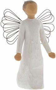 Willow Tree Angel Of Grace Biblo - Thumbnail