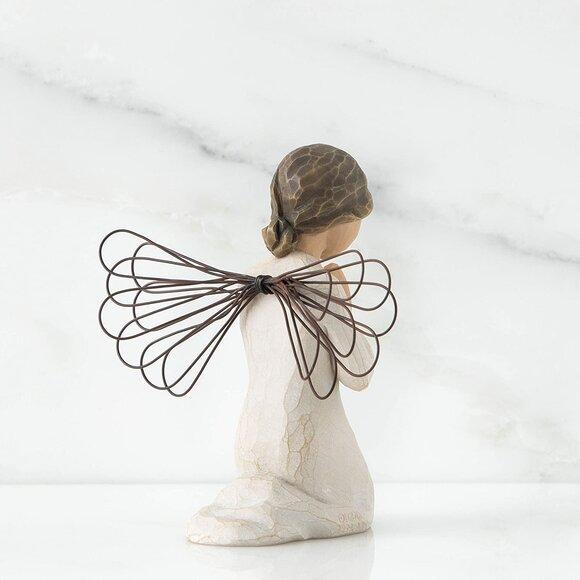 Willow Tree Angel Of Prayer - Dua Meleği Biblo
