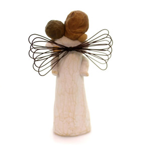Willow Tree Angel's Embrace Biblo - Thumbnail