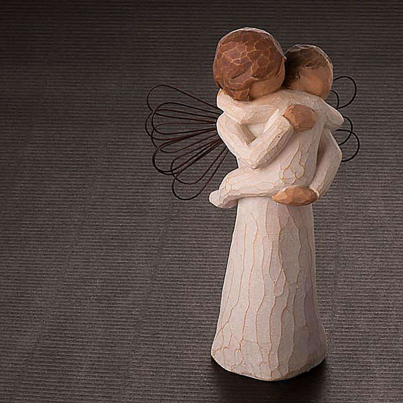 Willow Tree Angel's Embrace Biblo