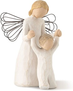 Willow Tree - Willow Tree Guardian Angel - Koruyucu Melek Biblo