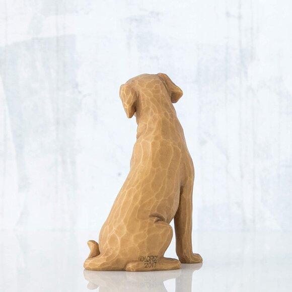 Willow Tree Love My Dog - Köpeğimi Seviyorum Biblo