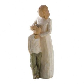 Willow Tree - Willow Tree Mother and Son Biblo
