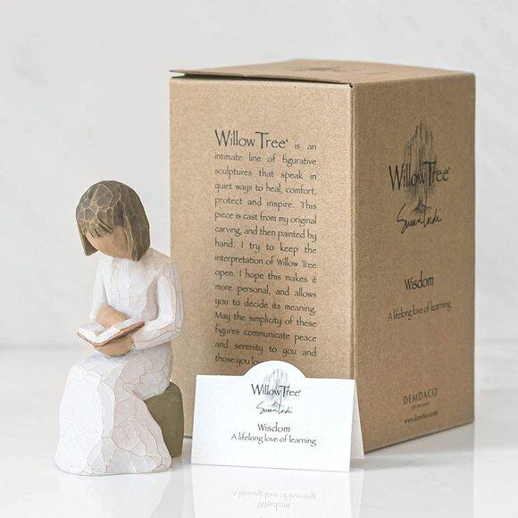 Willow Tree Wisdom - Bilgelik Biblo